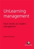 Cover of Unlearning Management